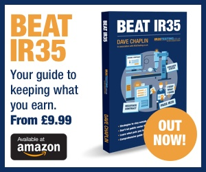 Beat IR35 book