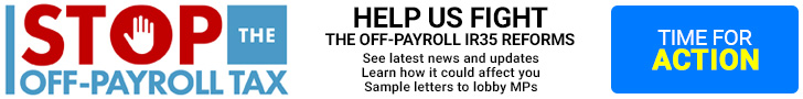 Stop The Off-Payroll Tax