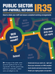 Public sector IR35 reforms explained for contractors, agencies, and