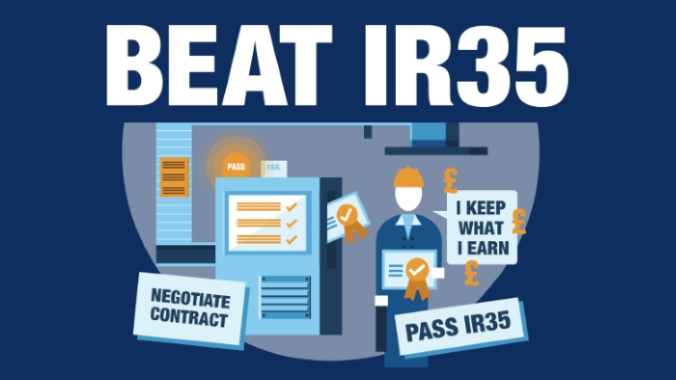 Beat IR35: The ultimate guide to IR35 - new book OUT NOW