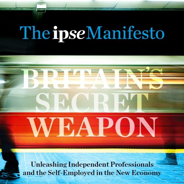 Contractors should be working in a 'microbusiness utopia', proposes IPSE's manifesto