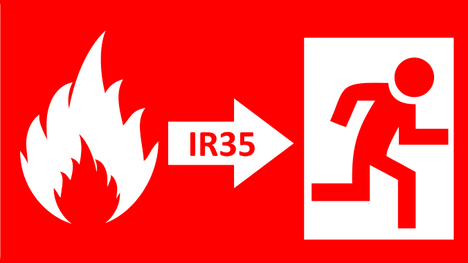 public sector ir35 reforms survey  projects crippled by