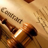 Contracts tainted with illegality are unlikely to be enforceable