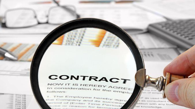 Difference between service agreement and employment contract for director