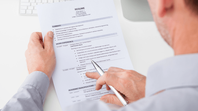 Cv writing service for contractors