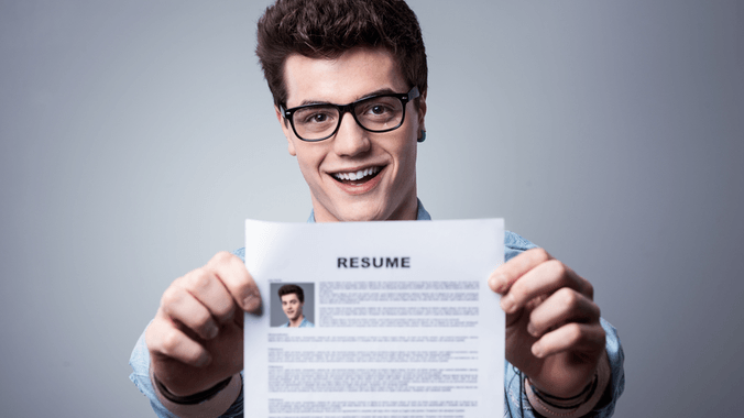 How to write a killer CV and get hired